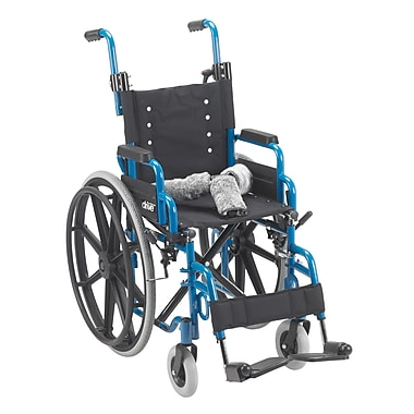 Wenzelite Wallaby Pediatric Folding Wheelchair, 14