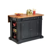 Home Styles 36.5 Asian Hardwood, Kitchen Island