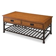 "Home Styles 19.5"" Wood Coffee Table"
