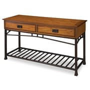 "Home Styles 28"" Poplar wood Sofa Table"