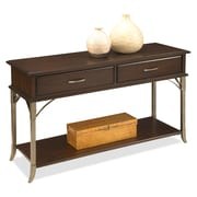 Home Styles 28 Metal, Pewter, Veneer, Wood Ordeaux Console/Sofa Table
