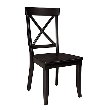 Home Styles Side Chair Solid Hardwood