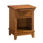 "Home Styles 24"" Hardwood solids and veneers Night Stand"