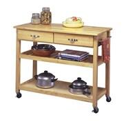 Home Styles 36 Sustainable Hardwood Kitchen Cart