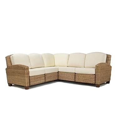 Home Styles Banana L shape Sectional Sofa