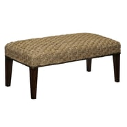 Home Styles Cabana Banana Mahogany & Wood II Bench