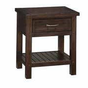 Home Styles Mahogany Solids and Veneers Night Stand