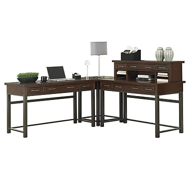 Home Styles Poplar Solids Corner Desk