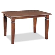 Home Styles Mahogany Solids Extension Dining Table 30