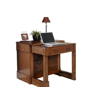 Home Styles The Aspen Collection Poplar Solids and Cherry Veneers Expanding Desk