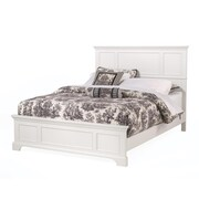 "Home Styles 52"" Mahogany Hardwood Solid Bed"