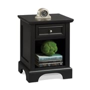 Home Styles 18 Hardwood Solids & Engineered Wood Nightstand