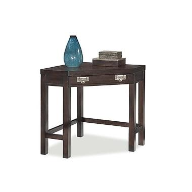 Home Styles City Chic Corner Laptop Desk, Espresso (5536-17)