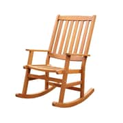 Home Styles Bali Hai Shorea Wood Outdoor Rocking Chair