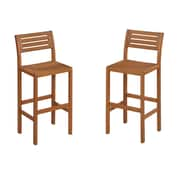 Home Styles 29 Wood Montego Bay Bar Stool