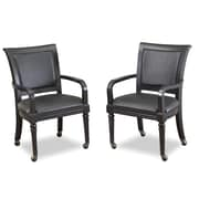 Home Styles St. Croix Asian Hardwoods Dining Chair 2/Set