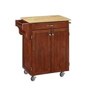 Home Styles 35.5 Wood Cuisine Carts