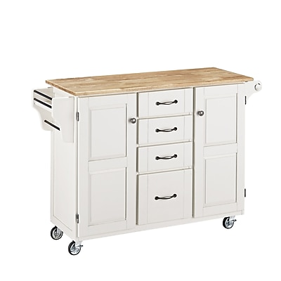 """""""""""Home Styles 35.5"""""""""""""""" Solid Wood & Asian Hardwood Cabinet"""""""""""" 1051355"""