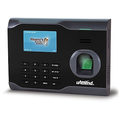 uAttend BN6500SC Fingerprint Wi-Fi Time Clock