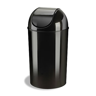 Umbra Grand Can, High-Gloss, Black