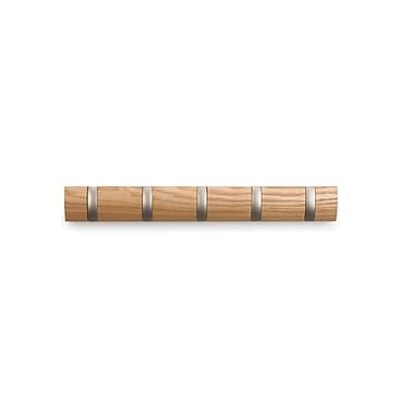 Umbra Flip 5-Hook, Natural