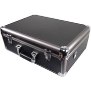 Ape Case® Large Roller Hard Case, Black/Gray