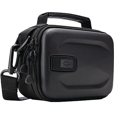 Case Logic® EHC-103 Compact Camcorder Case, Black