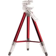 DigiPower® TRiPOPS 47 Floor Standing 4-Section Tripod, Red