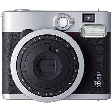 Fujifilm – Appareil photo Instax Mini 90 avec 10 poses, noir