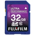 Fujifilm 32GB SDHC (Secure Digital High Capacity) Class 10 Flash Memory Card