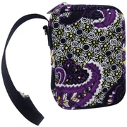 Fujifilm Paisley Case For J, T & XP Cameras, Purple