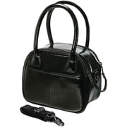 Fujifilm Faux Croc Bowler Bag For Fuji S, SL & HS Series Cameras, Black
