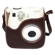Fujifilm Instax® Mini 8 Leather Camera Case, Brown