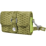 Fujifilm Woven Flap Case For JX & JZ Fuji Camera Models, Grass Green