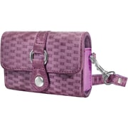 Fujifilm Woven Flap Case For JX & JZ Fuji Camera Models, Purple