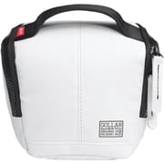 Golla® Barry S Mirrorless Camera Bag With Belt Loop, White