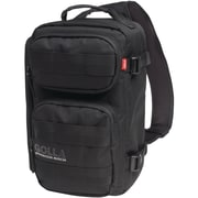 Golla® Garnet L Pro Sling Camera Bag, Black/Red