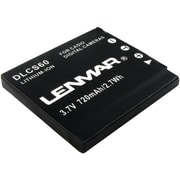 Lenmar® DLCS60 Li-Ion Rechargeable Replacement Battery For Casio® NP-60 Digital Camera