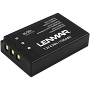 Lenmar® DLOS1 Li-Ion Rechargeable Replacement Battery For Olympus® BLS-1 Digital Camera