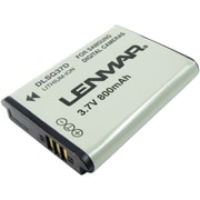 Lenmar® DLSG37D Li-Ion Rechargeable Replacement Battery For Samsung® SBL-1137D Digital Camera