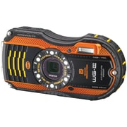 Pentax® WG-3 16MP Optio Digital Camera, Orange