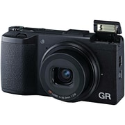 Ricoh® GR 16.2MP Compact Digital Camera, Black
