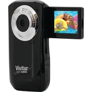 Vivitar® 426HD Digital Video Recorder, 4.6 x 2.4 x 1, Black