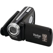 Vivitar® 508NHD 5.1 MP Digital Video Camera, 2.3 x 3.8 x 1.6, Black