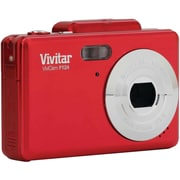 Vivitar® ViviCam iTwist F124 14.1MP Digital Camera, Red