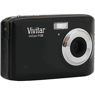 Vivitar® ViviCam F128 14.1MP Digital Cameras