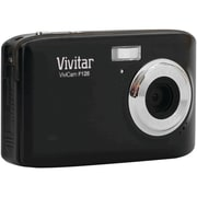 Vivitar® ViviCam F128 14.1MP Digital Camera, Black