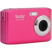 Vivitar® ViviCam F128 14.1MP Digital Camera, Pink