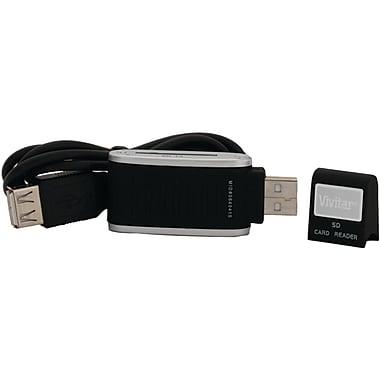 Vivitar® SDHC™ Card Reader, Black