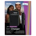 Vivitar® VIV-SC-SON Li-Ion Universal Battery Charger For Sony® Cameras, Black